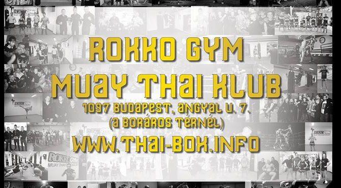 Rokko Gym – Thai Box Edzés