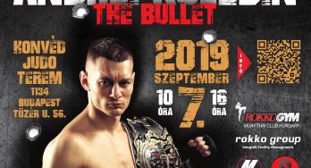 """Andrei """"The Bullet"""" Kulebin Szeminárium"""